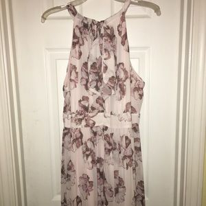 Size 12 Nine West floor length dress